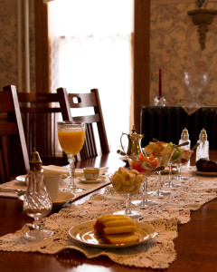 Breakfasts at Lanesboro B&B